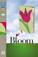 NIV Thinline Tulip Bible (Flexiback)