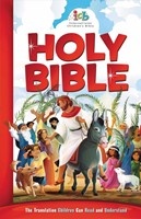 International Children's Bible: Big Red Cover (Hard Cover)