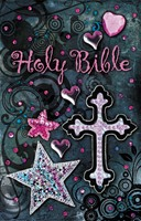 ICB Sequin Bible - Black