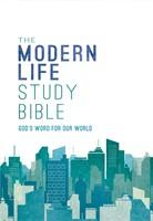 The NKJV Modern Life Study Bible