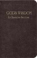 God's Wisdom For Business Success