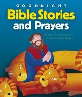 Good Night Bible Stories And Prayers (Paperback)