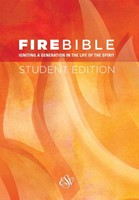 ESV Fire Bible Student Edition (Paperback)