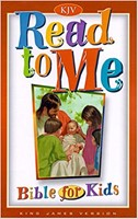 Kjv Read To Me Bible For Kids, Hardcover (Hard Cover)