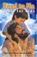 HCSB Read-To-Me Bible, Printed Hardcover (Hard Cover)