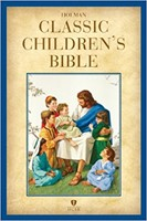 HCSB Holman Classic Children's Bible, Printed Hardcover (Hard Cover)