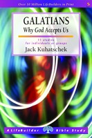 Lifebuilder: Galatians - Why God accepts us