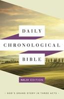 NKJV Daily Chronological Bible: Trade Paper