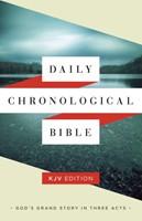 KJV Daily Chronological Bible Trade Paper