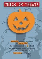 Trick Or Treat?    Halloween Pk25