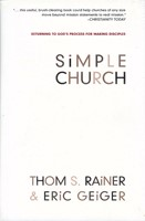 Simple Church (Hard Cover)