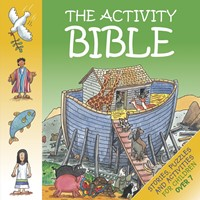 Activity Bible, The [Age 7+]