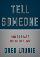 Tell Someone (Hard Cover)