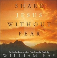 Share Jesus Without Fear, Audio Cd