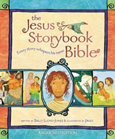 Jesus Storybook Bible Anglicised