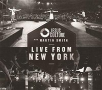 Live From New York CD