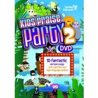Kids Praise Party 2 Dvd