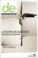 The Disciple Experiment Student Journal