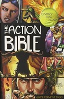 The Action Bible Bonus Cd Pack