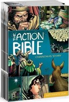 The Action Bible Christmas Story 25-Pack
