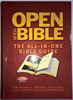 Open Your Bible: The All-In-One Bible Guide