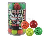 Smile God Loves You Bounce Balls Pk48