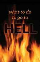 What To Do To Go To Hell (Pack Of 25)