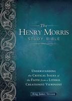 KJV Henry Morris Study Bible (Hard Cover)