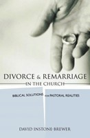 Divorce & Remarriage In Church