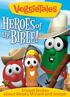 Veggie Tales: Heroes of the Bible Vol 3 DVD