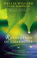 Revolution Of Character (Paperback)