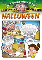 Professor Bumblebrain's Absolutely Bonkers Halloween