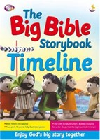 SU Light Big Bible Storybook Timeline Wall Chart