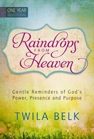 Raindrops From Heaven One Year Devotional (Hard Cover)