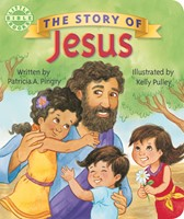 Story Of Jesus, The [Board Book]
