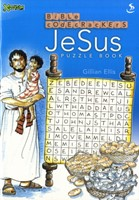 Bible Codecrackers Jesus Puzzle Book