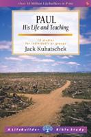 Lifebuilder: Paul His Life And Teaching