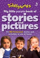 Tiddlywinks My Little Purple Book Of Stories & Pictures O.T.