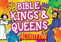 Bible Kings & Queens Activity Fun