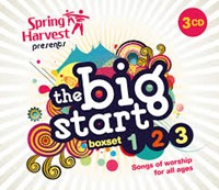 Big Start Box Set CD