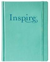 NLT Inspire Bible Aqua