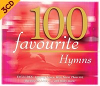 100 Favourite Hymns: 3 CDs (CD- Audio)