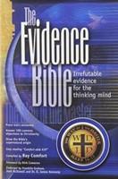 KJV-ER Evidence Bible Paperback