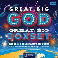 Great Big God Great Big Box Set CD