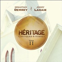 Heritage Cantiques & Hymnes Vol 2 CD (French) (CD- Audio)