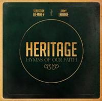 Heritage Hymns Of Our Faith CD (CD-Audio)
