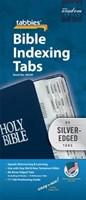 Bible Index Tabs Regular Silver