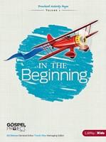 In The Beginning: Preschool Book