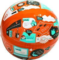 Throw and Tell: Attention Grabber Ball