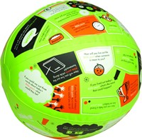 Throw and Tell: Life Application Ball
